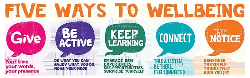 five-wellbeings